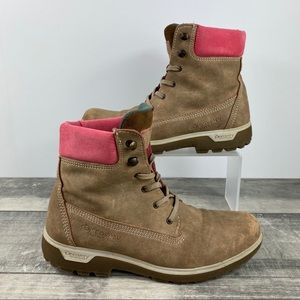 Discovery Expedition Suede Ankle Hiking Boots Sz 7
